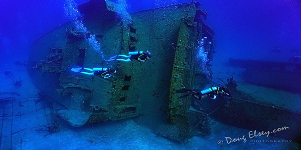 Caribbean Diving on Roatan